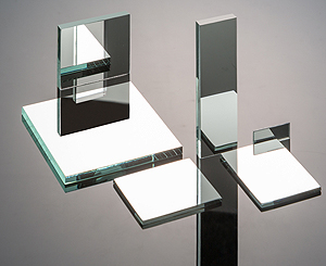 PRECISION SQUARE OPTICAL MIRRORS